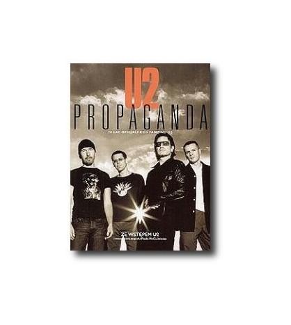 U2 Propaganda. 20 lat oficjalnego fanzimu U2 - opracowanie zbiorowe (oprawa twarda) ALBUM - Powystawowa