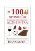 100 sposobów zapobiegania chorobie Alzheimera - Carper Jean (oprawa miękka) - Powystawowa