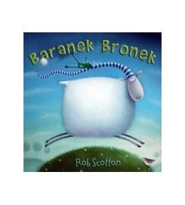 Baranek Bronek - Rob Scotton (oprawa twarda) - Powystawowa