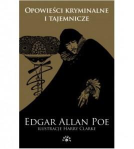 Opowieści kryminalne i tajemnicze. Edgar Allan Poe - Tom 2 - Edgar Allan Poe (oprawa miękka) - Powystawowa