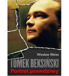 Tomek Beksiński. Portret prawdziwy - Wiesław Weiss (oprawa twarda) - Powystawowa