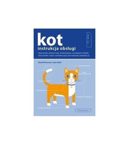Kot, instrukcja obsługi. - Brunner David (oprawa miękka)
