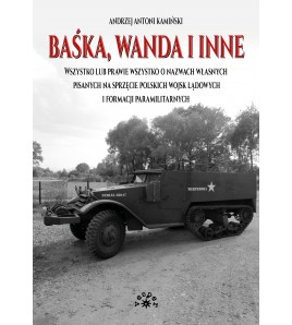 BAŚKA, WANDA I INNE - Andrzej Antoni Kamiński (oprawa twarda)