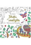 PTAKI I MOTYLE. Kolorowy świat przyrody - Alice Chadwick (oprawa miękka) - powystawowa