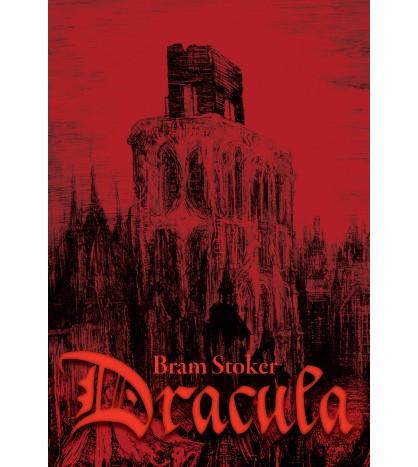 Dracula - Bram Stoker (oprawa twarda)