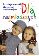 Przeboje muzyki klasycznej. Samouczek na gitarę dla najmłodszych - Jacek Wenclewski (oprawa miękka)