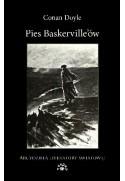 PIES BASKERVILLE'ÓW - Conan Doyle (oprawa miękka)
