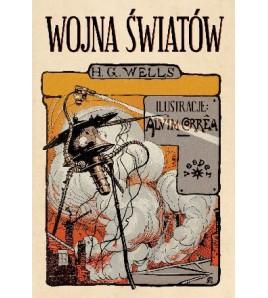 WOJNA ŚWIATÓW - Herbert George Wells (oprawa twarda) bestseller