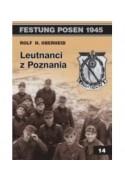 Leutnanci z Poznania - Rolf H. Oberheid (oprawa miękka)
