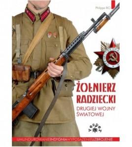 Żołnierz Radziecki Drugiej Wojny Światowej - Philippe Rio (oprawa twarda) - powystawowa