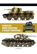 SOWIECKIA BROŃ PANCERNA II WOJNY ŚWIATOWEJ - Stephen Hart (oprawa twarda)