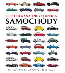 Samochody. Ilustrowana encyklopedia - Richard Dredge (oprawa twarda) - Powystawowa