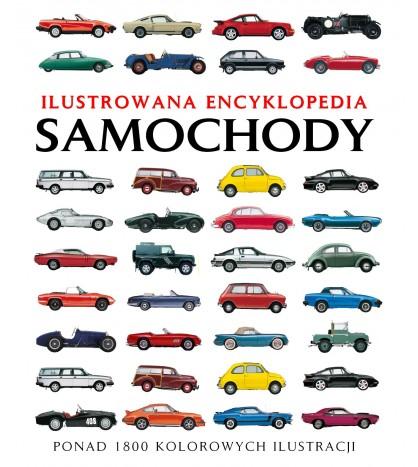 Samochody. Ilustrowana encyklopedia - Richard Dredge (oprawa twarda)