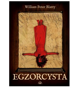 Egzorcysta - William Peter Blatty (oprawa twarda)