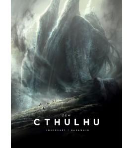ZEW CTHULHU - H.P. Lovecraft / Francoise Baranger (oprawa twarda) image