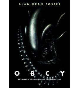Obcy 1 - Alan Dean Foster (oprawa twarda)