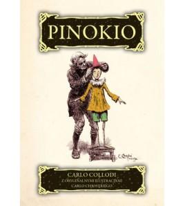 PINOKIO - Carlo Collodi (oprawa twarda) - Powystawowa