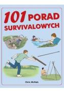 101 survivalowych porad dla chłopców - Chris McNab (oprawa miękka)