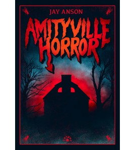 AMITYVILLE Horror - Jay Anson (oprawa twarda) - Powystawowa