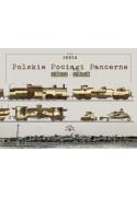 POLSKIE POCIĄGI PANCERNE 1921-1939 - Adam Jońca (oprawa twarda)